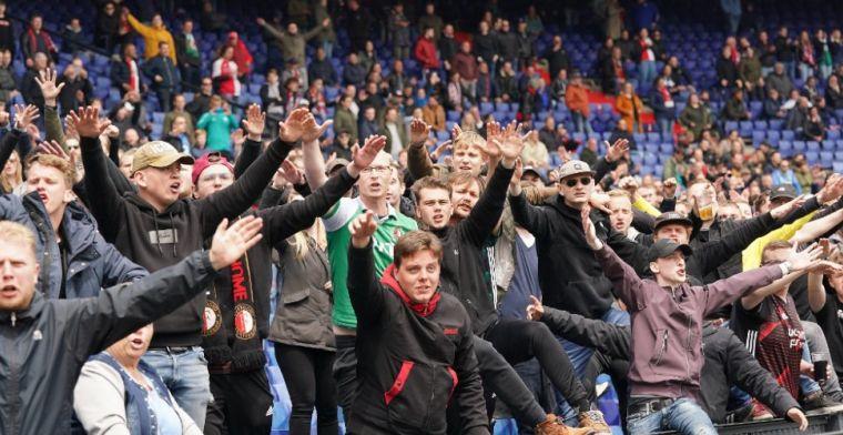 KNVB verwacht volle stadions in Eredivisie, seizoensopener mogelijk verplaatst