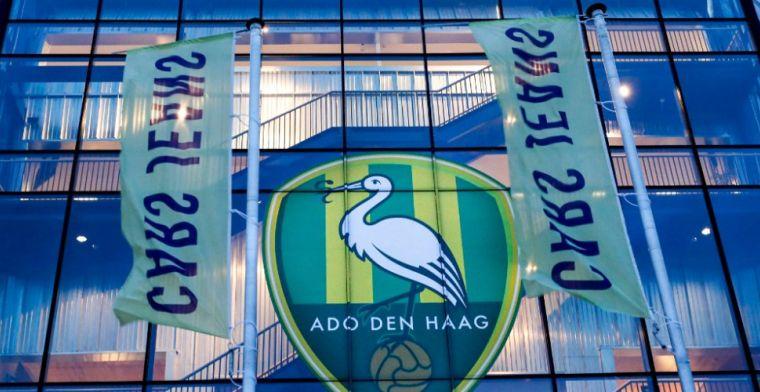 Laatste reddingspoging bij ADO: 'Niemand is belangrijker dan de club'