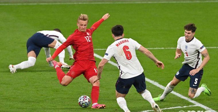 'Geweldig om te zien hoe Dolberg speelde, hij is beter dan Sébastien Haller'
