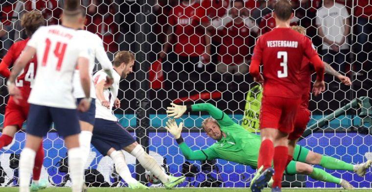 UEFA bestraft FA: Engelsen komen weg met boete na laserpen-incident