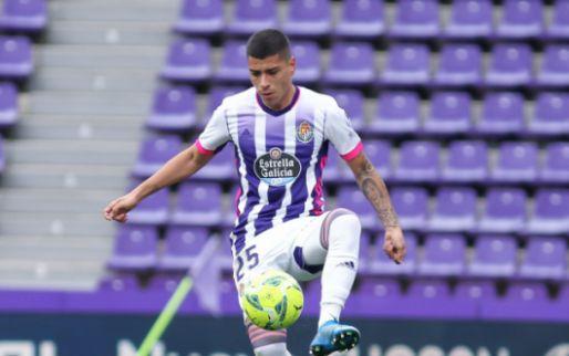 Afbeelding: 'Club Brugge heeft zes miljoen euro veil voor Uruguayaan van Real Valladolid'