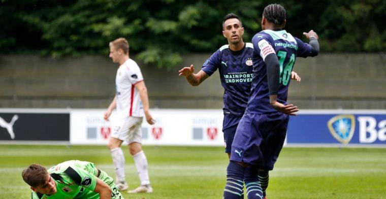 Zahavi over PSV-situatie: 'Kon niet wegrennen, zoveel steun vanuit heel Nederland'