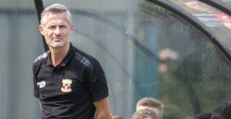 'Normaal haal je sterkhouders om in Eredivisie te blijven, maar hier gaan ze weg'