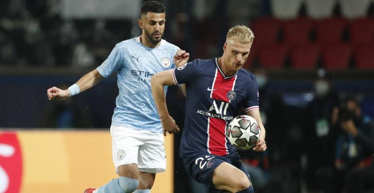 L'Équipe: PSG sluit toekomstige Bakker-rentree niet uit en bedingt terugkoopoptie