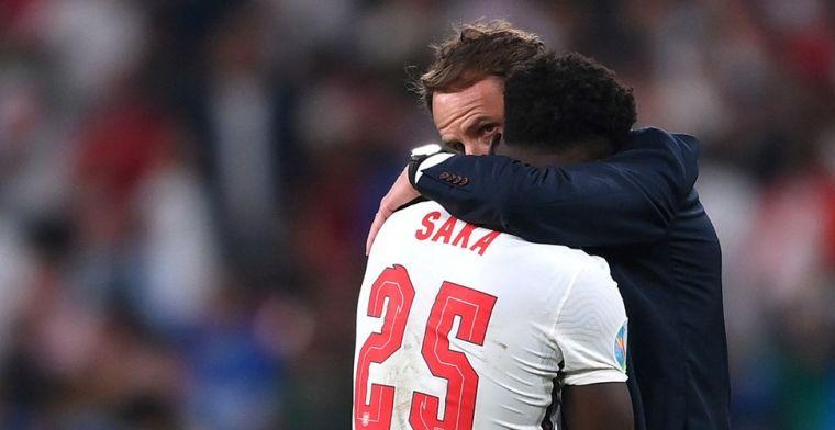 Ook Witsel steunt Engelse spelers en vraagt hulp: 'Bescherm ons'