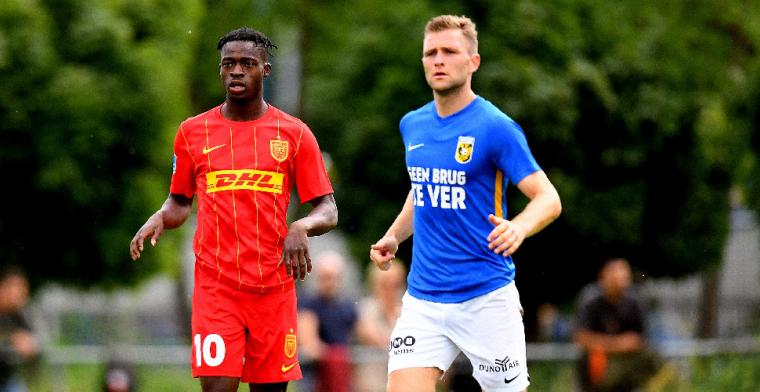 'Ajax noemt transfer voorbarig, maar het lijkt de goede kant op te gaan'