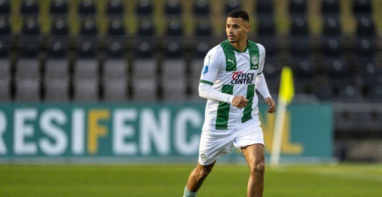 Da Cruz verrast met keuze voor nieuwe club na vertrek bij FC Groningen