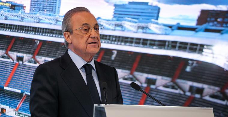 Real-preses Pérez verder in het nauw: nu Ronaldo en Mourinho uitgekafferd