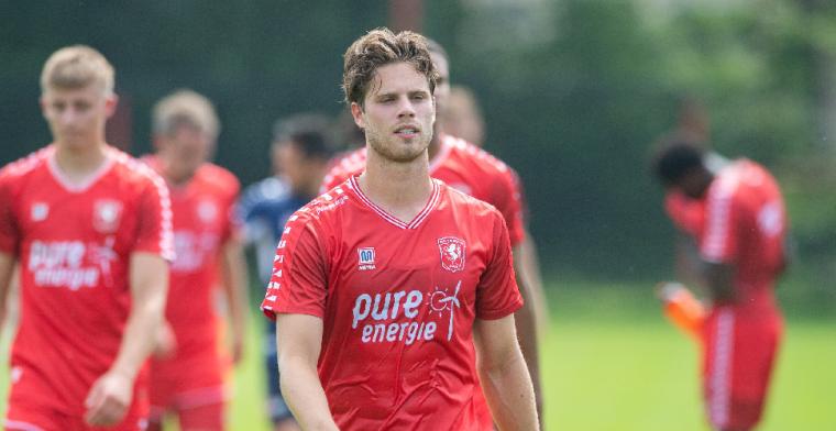FC Twente zonder Pierie in start van nieuw Eredivisie-seizoen