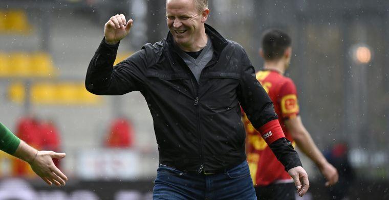 """Talenten KV Mechelen krijgen kans van Vrancken: """"Ik verwacht veel van hem"""""""
