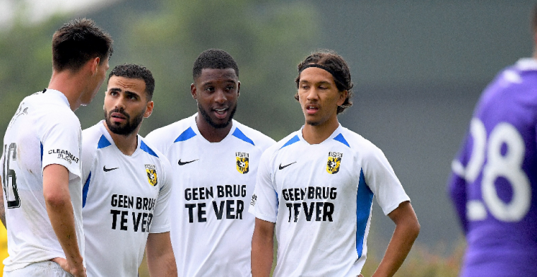 Vitesse weigert miljoenenbod Bazoer: 'Optimistisch over goede oplossing'