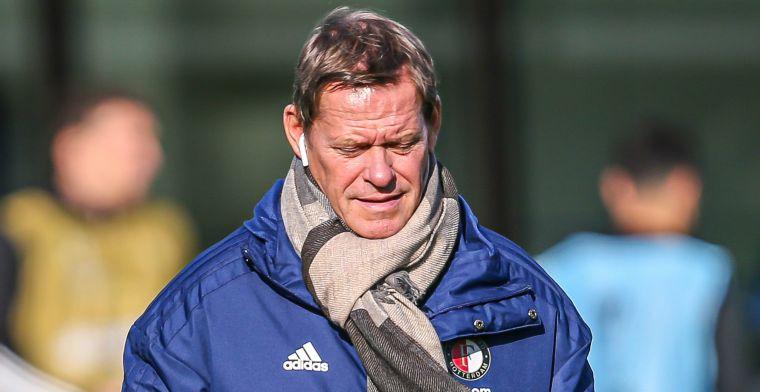 Arnesen (Feyenoord) bevestigt: 'We zijn op de goede weg, we zijn optimistisch'