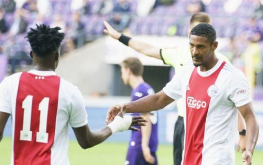 Afbeelding: Jeugdig Anderlecht is geen partij voor Ajax: dubbelslag van Haller