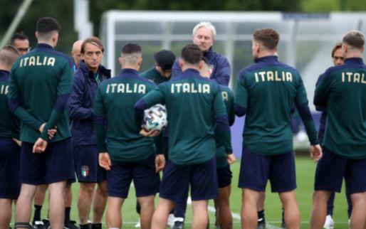 """Afbeelding: Docu Italië toont profetische woorden Mancini: """"Ruimte tegen Rode Duivels"""""""