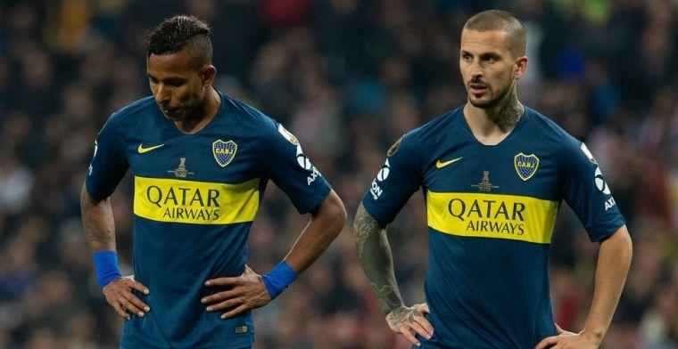 'Club Brugge vangt bot, Boca Juniors weigert miljoenenbod op Villa'