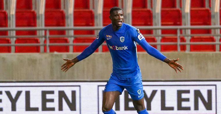 (Nog) geen transfer, dus gaan Bongonda en Onuachu wel mee op Genkse ploegfoto