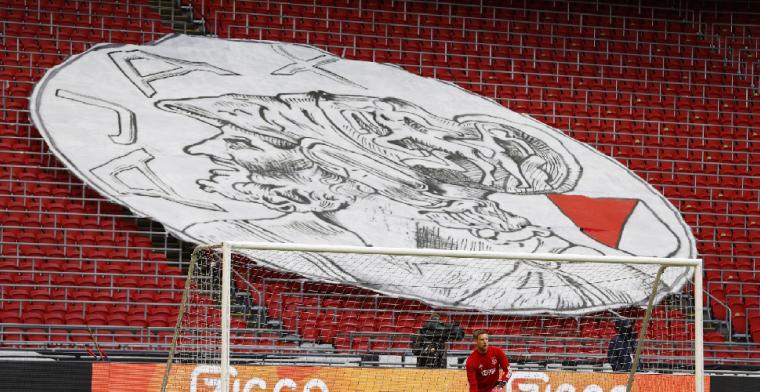 'Ajax behoort samen met Juventus, Real Madrid en Bayern tot detier one clubs'