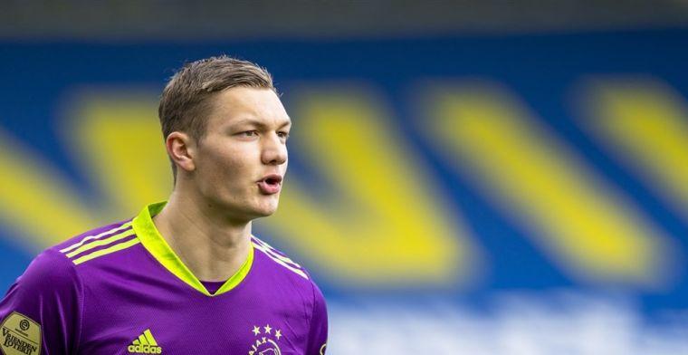 Scherpen reageert op Ajax-vertrek: 'Het was ook moeilijk om ze te verlaten'