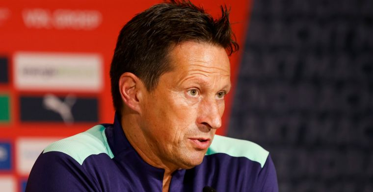 Schmidt onder de indruk: 'Hij heeft laten zien dat hij goed genoeg is voor PSV'