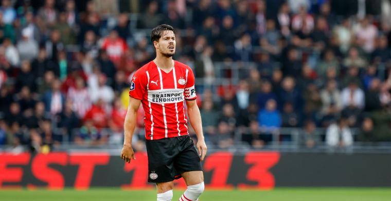 Van Ginkel heeft goed gevoel bij PSV-voorbereiding: 'Dat bezorgt je kippenvel'