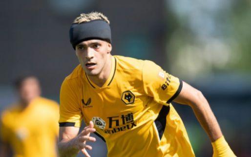 Afbeelding: Mooi: Wolves-aanvaller Jiménez maakt 8 maanden na schedelbreuk rentree