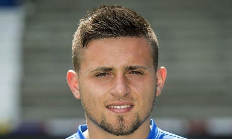 Afbeelding: Opvallend: 'Bertaccini (ex-KRC Genk) kiest voor amateurclub Thes Sport'