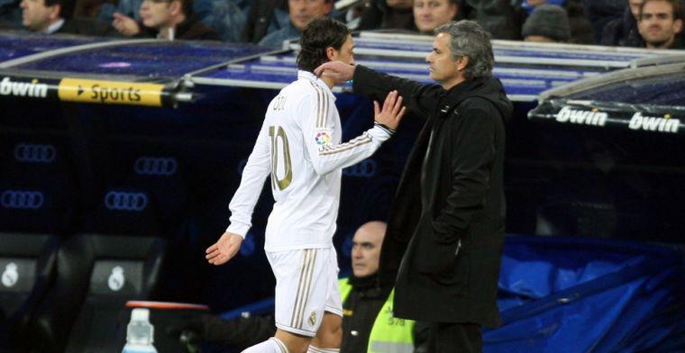 Ook pijnlijke tape Pérez over Özil: 'Mourinho zei: ze heeft hele selectie gehad'