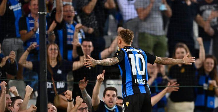 Club Brugge wint mede door Lang eerste prijs van seizoen, Bosz verslaat Van Bommel