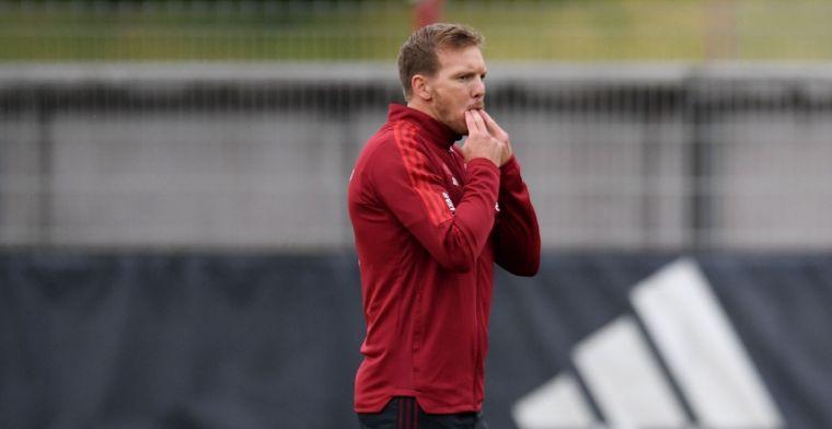 Nagelsmann voorziet problemen voor Bayern tegen Ajax: 'Dat wordt lastig'