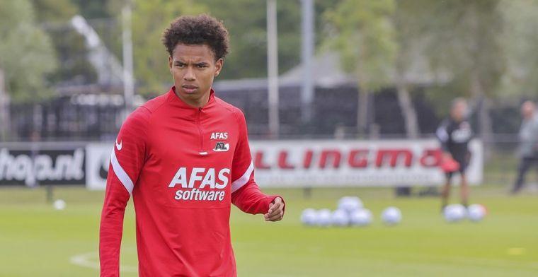 Stengs kent veelbelovende start bij Nice: 'Hij was de attractie van de wedstrijd'