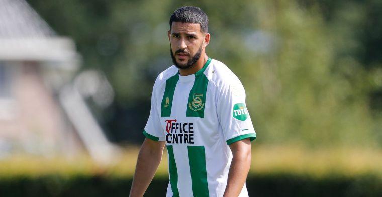 'Interesse in FC Groningen-duo, aanbiedingen voor El Messaoudi, Schreck overbodig'