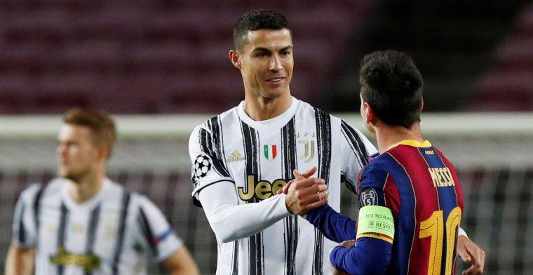AS ontdekt print van Ronaldo-nieuwsbericht in kleedkamerfoto met Koeman