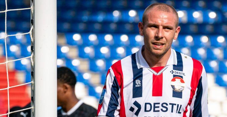Nieuws uit Heerenveen: Van Beek weer onder de pannen na Feyenoord-vertrek