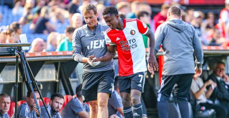 AD: Sinisterra gaat Europees treffen van Feyenoord normaliter halen