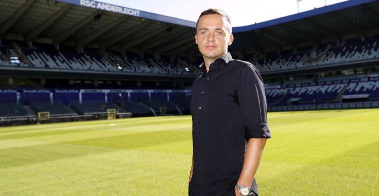 """Kakooza en Anderlecht moeten geduld hebben: """"Niet reizen door covid"""""""