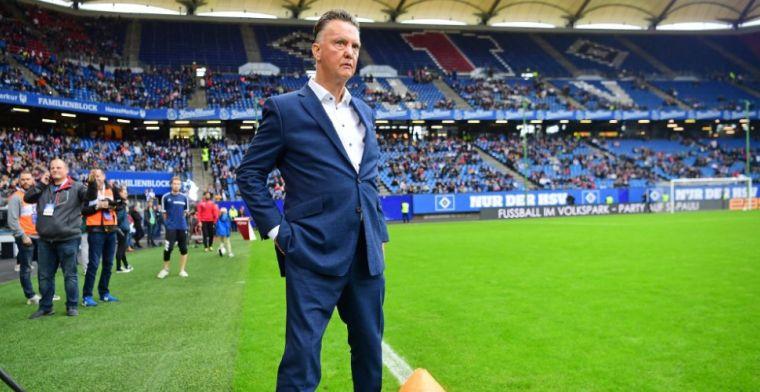 NOS: 'Er is bijna witte rook over aanstelling van Van Gaal bij Nederlands elftal'
