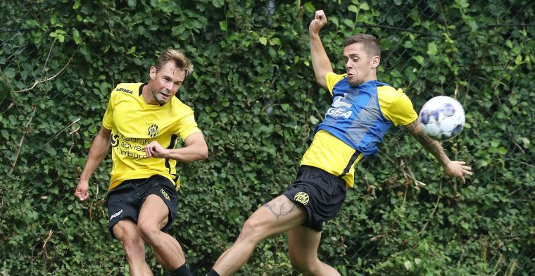 Roda JC ziet aanvaller naar 3.Liga vertrekken: 'Volgende stap in carrière'