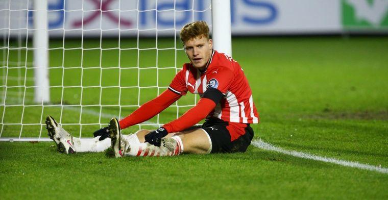 OFFICIEEL: Jong Belg Geerts (16) krijgt profcontract bij PSV