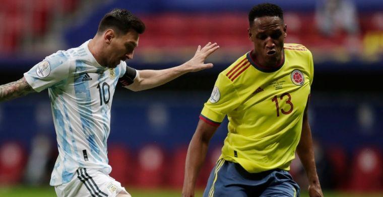 Opvallende Copa América-uitbarsting Messi: 'Ik zal hem altijd blijven respecteren'