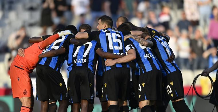 'Club Brugge geeft testperiode aan Michel (17) en Schiavoni (16)'