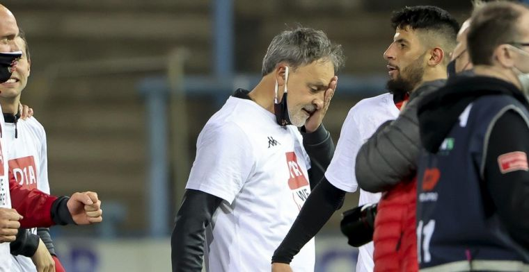Ferrera koos voor Gent en verliet Seraing: Club met meeste aantrekkingskracht