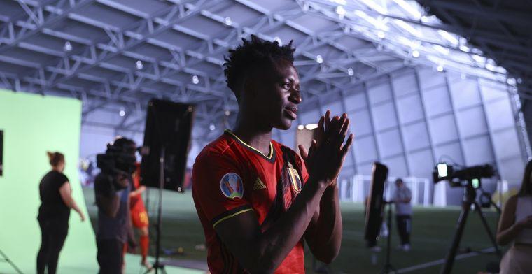 'Pech voor Sambi Lokonga, Arsenal gaat niet naar Verenigde Staten'
