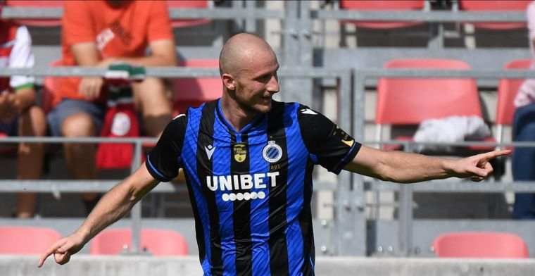 'Krmencik verlaat Club Brugge, transfersom van 2,5 miljoen euro'