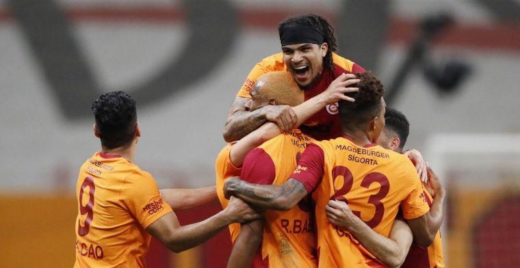 Galatasaray maakt selectie voor PSV-treffen bekend: twee 'Nederlanders'