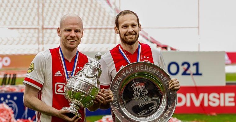 'Berghuis en EK-gangers melden zich bij Ajax, Blind en Klaassen sluiten later aan'