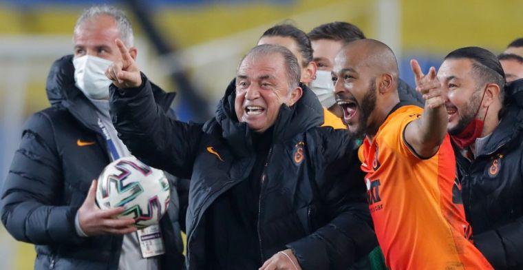 Galatasaray-coach Terim lovend over Schmidt: 'Belangrijke dingen gedaan'