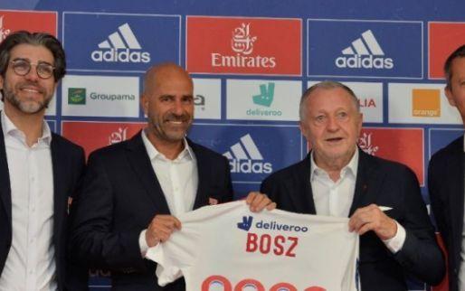 Afbeelding: Fransen maken kennis met Bosz: 'Ik wil de bal hebben, het is zoals Cruijff zei'