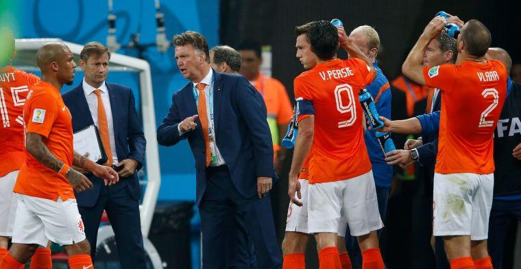 OFFICIEEL: Nederlands elftal voor de derde keer in handen van Van Gaal