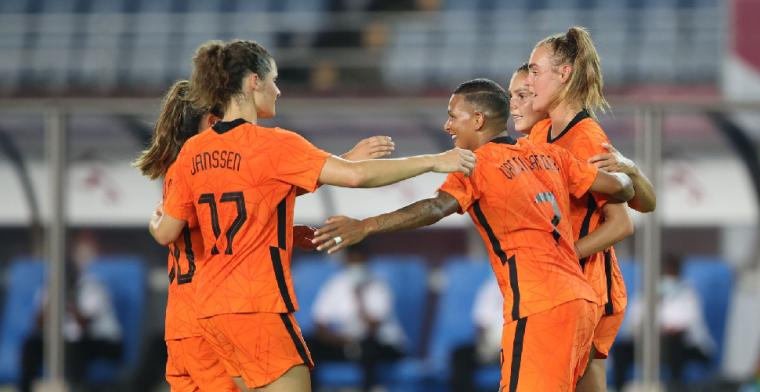 Spelersrapport Oranje: één onvoldoende na 3-10, 8,5 is hoogste cijfer