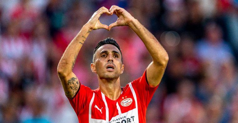 PSV op rapport: één 9,5 na dikke overwinning, 6 laagst gegeven cijfer